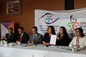 Firma de Acuerdo de Colaboración entre el Comité de Participación Ciudadana del Sistema Anticorrupción del Estado de México y Municipios y el Consejo Ciudadano de Seguridad Pública del Estado de México