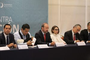 """Mesa Técnica  """"Once Compromisos contra la Corrupción"""""""