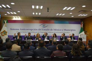 Primera Sesión Extraordinaria del Órgano de Gobierno en la que se designó a la Secretaria Técnica de la Secretaría Ejecutiva