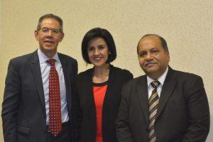 Reunión con servidores públicos en el Instituto Hacendario del Estado de México