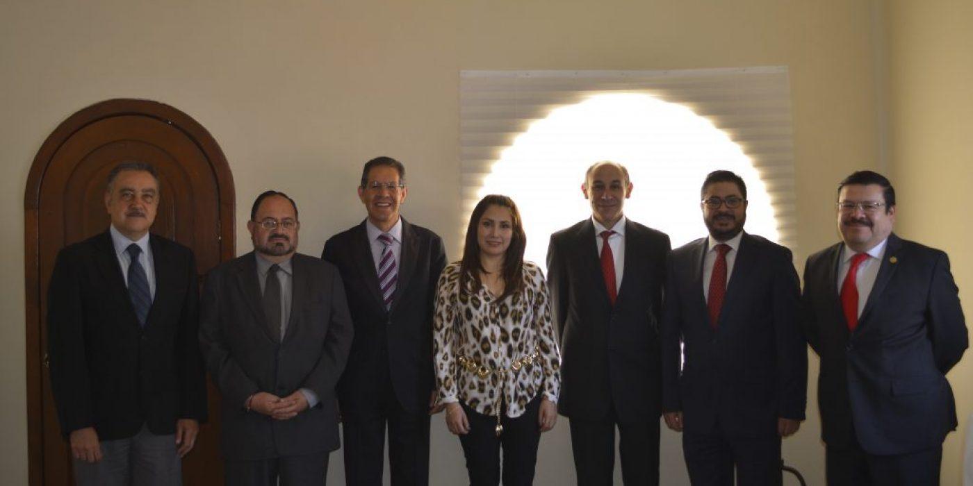 Reunión con el Comité de Participación Ciudadana del municipio de Toluca