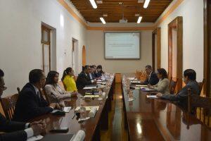 Reunión de trabajo con el Órgano Superior de Fiscalización del Estado de México