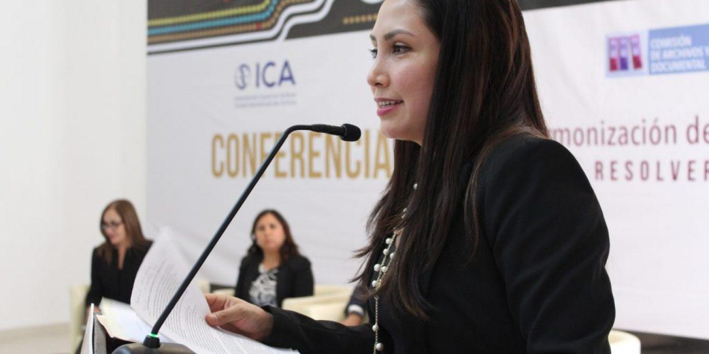 """Conferencia temática """"Rumbo a la armonización de la Ley General de Archivos. Los temas por resolver"""""""