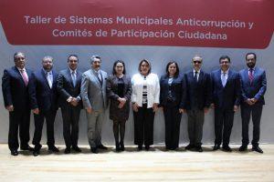 Taller de Sistemas Municipales Anticorrupción y Comités de Participación Ciudadana