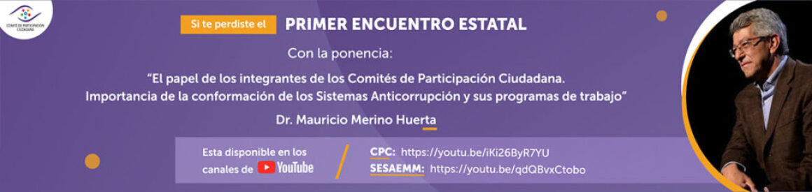 Banner de Primer Encuentro Estatal CPC 10 sep 20
